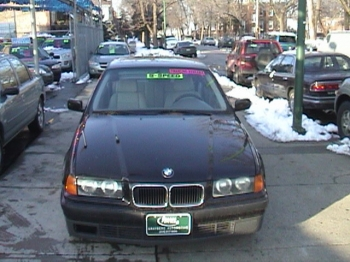 BMW 318ti 1995, Picture 1