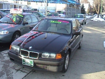 BMW 318ti 1995, Picture 2