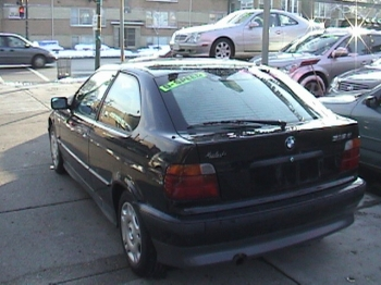 BMW 318ti 1995, Picture 3