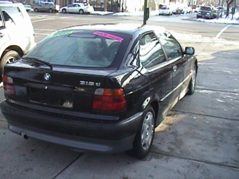 BMW 318ti 1995, Picture 5