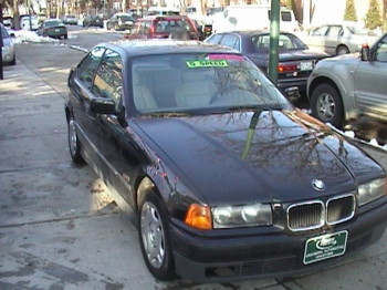 BMW 318ti 1995, Picture 6