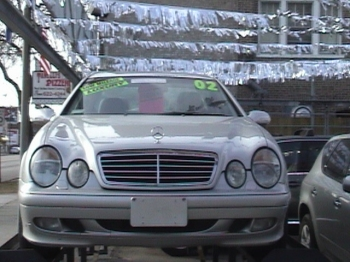 Mercedes CLK 320 2002, Picture 1