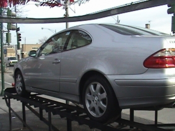 Mercedes CLK 320 2002, Picture 2