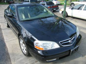 Acura CL type S 2001, Picture 1