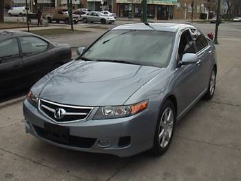 Acura TSX 2008, Picture 1
