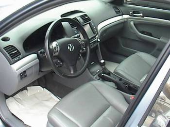 Acura TSX 2008, Picture 3